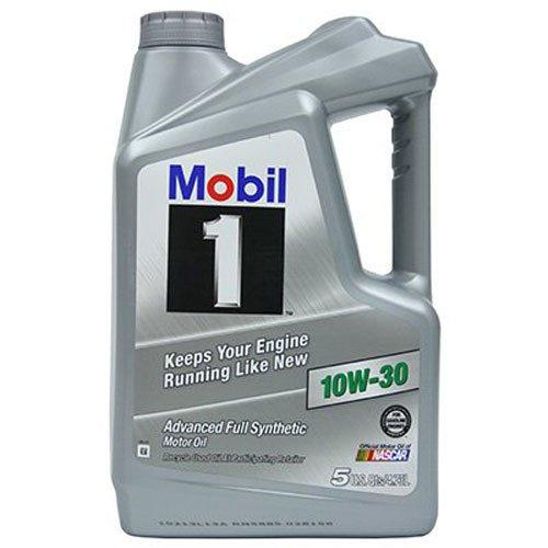 Mobil-1-120762-Synthetic-Motor-Oil-10W-30-5-Quart-B007IOBM4E