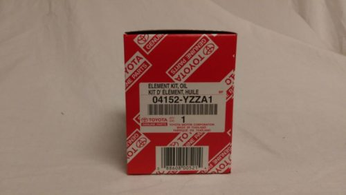 Toyota-Genuine-Parts-04152-YZZA1-12-case-QTY5-Oil-Filters-B009YYVSZO